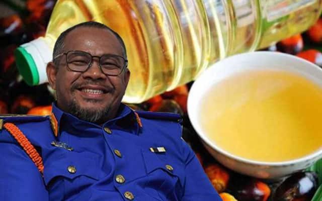 Peningkatan harga minyak masak di pasaran tempatan adalah pada kadar rendah – Khairuddin