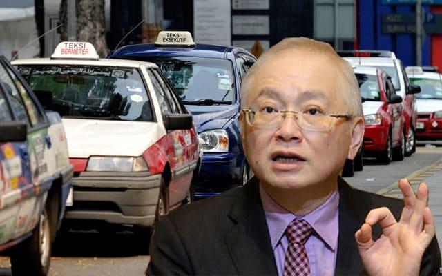 Teksi dan E-Hailing boleh rentas daerah, negeri – Menteri