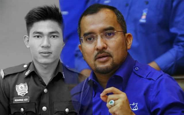 Pemuda Umno desak umum segera hasil siasatan kes Adib