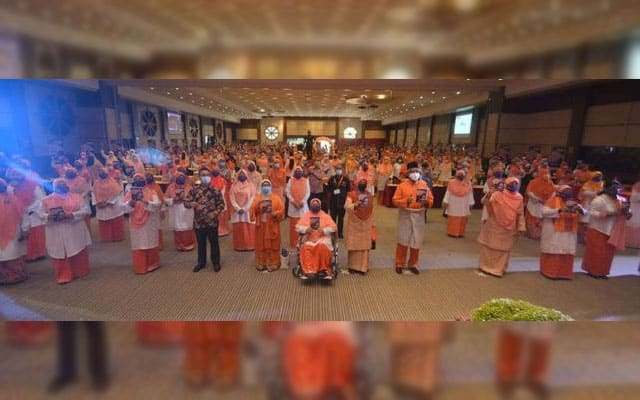 PRU15 : AMANAH sasar mahu bertanding 50 kerusi parlimen
