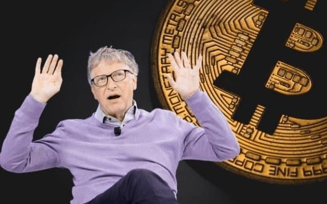 Gempar!!! Bill Gates minta Bitcoin diharamkan, boleh bawa jenayah