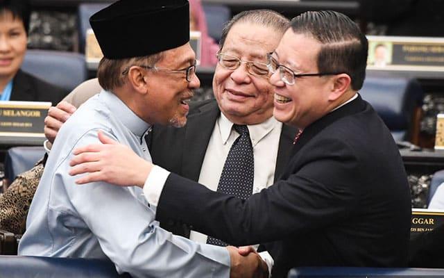 Saya pertamanya adalah rakyat Malaysia dan keduanya orang Cina – Lim