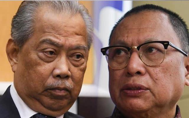 Umno akan singkir PN pada PRU-15 ni, sepatut Muhyiddin dah faham lah – MT Umno
