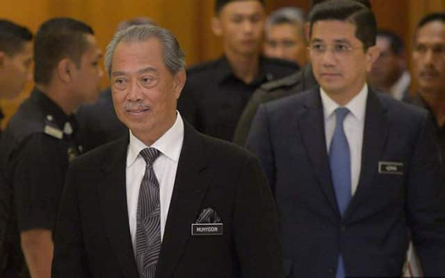 Darurat tiada kaitan politik dan mungkin tamat awal, kata Muhyiddin