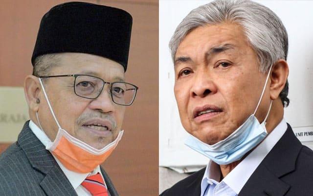 Panas !!! Ahli parlimen PN lain dapat peruntukan RM3.7 juta, Zahid hanya dapat RM100 ribu