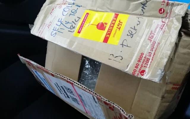Panduan untuk buat tuntutan jika terima barangan rosak atau pecah dari J&T Malaysia