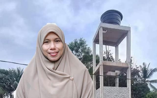 Posting 'tangki air' teruk disindir netizen, Timbalan Menteri padam posting