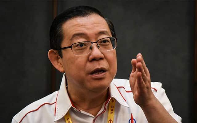 Gempar !!! Lim dedah sudah wujud permulaan perbincangan Dap-Umno