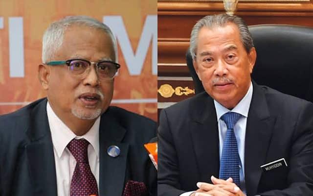 Apa respon Muhyiddin berhubung titah Agong?, tanya Mahfuz