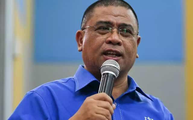 Agihan kerusi PN Perak : Umno tak masuk campur, kata MB Perak