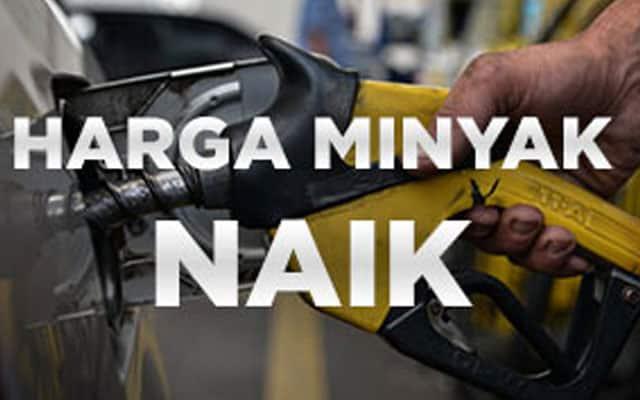 Terkini !!! Petrol naik harga lagi