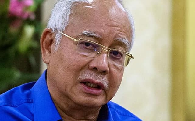 Beli nombor ekor, minum arak dalam premis semua boleh kecuali sidang parlimen, sindir Najib