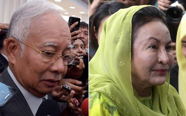 Nasib Rosmah ditentukan mahkamah esok, Najib mohon ada di sisi