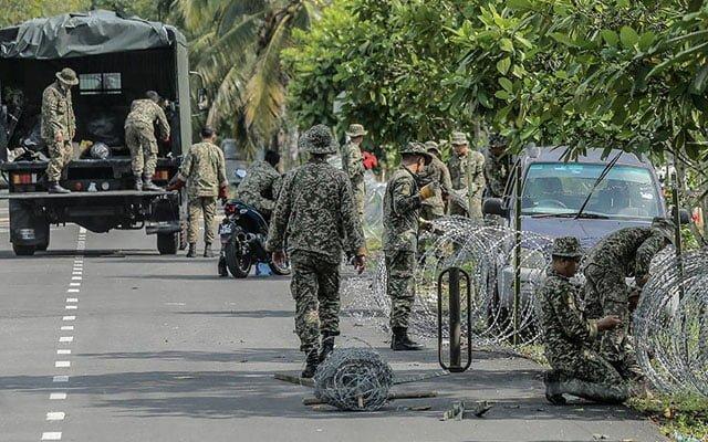 Terkini !!! Tiga kampung di Terengganu kena PKPD