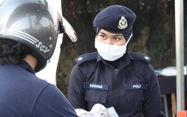 Setelah ramai bising, Ketua Polis Negara jelaskan kompaun RM10,000 hanya kepada pesalah berulang