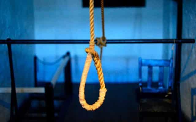 Walaupun dah meninggal , wanita ini tetap dihukum gantung sampai mati