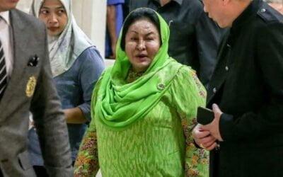 Rizal sebenarnya dalang, Rosmah hanya kambing hitam, dedah peguam bela Rosmah