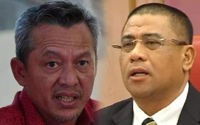 Senator Bersatu tempelak MB Perak isu agihan kerusi, tak kena waktu