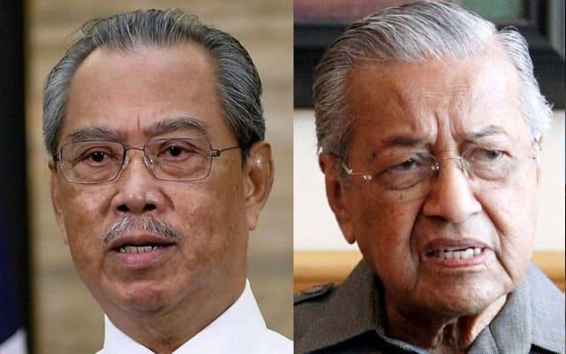 Mahathir cadang Muhyiddin tubuh badan penasihat