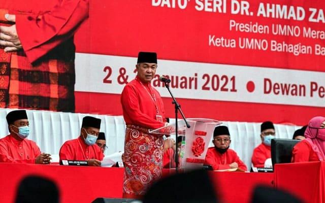 Umno terkepung dengan slogan propaganda sendiri 'No DAP,No Anwar'