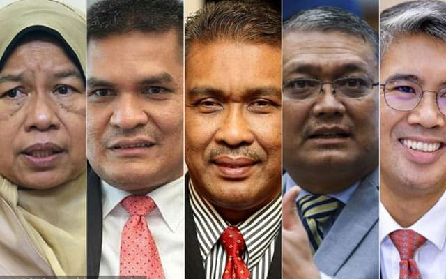 14 menteri dan Timbalan dapat pangkat Datuk Seri, Datuk sempena Hari Wilayah