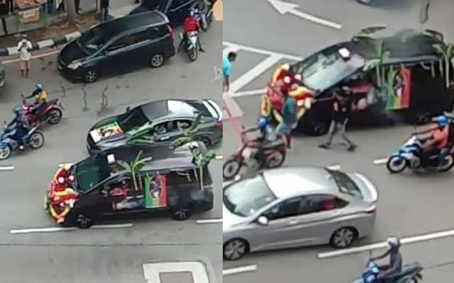 'Geng 36' arak jenazah tengah bandar, polis tak bertindak bimbang dikata zalim – Menteri