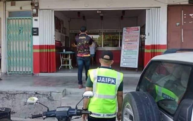 2 lelaki Islam kantoi beli nombor ekor, ditahan penguatkuasa