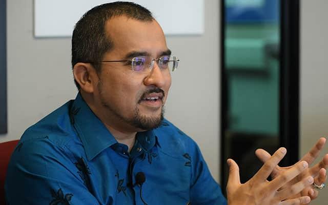 Setelah tular video mahu 'Umno lawan Pas di Terengganu', Asyraf tampil beri penjelasan