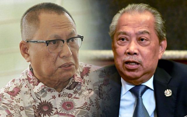 Catatan Facebook : Mahkamah benarkan permohonan Muhyiddin halang Puad