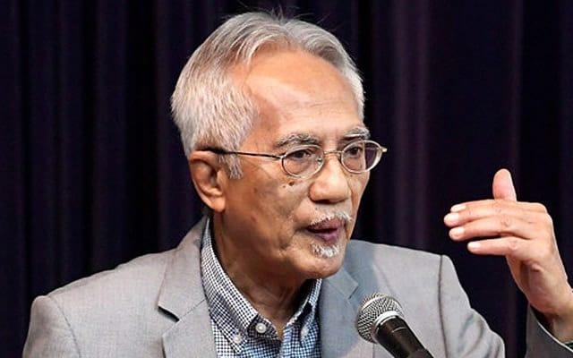 "Tokoh wartawan gelar Takiyuddin ""Menteri Kelabu Asap"""