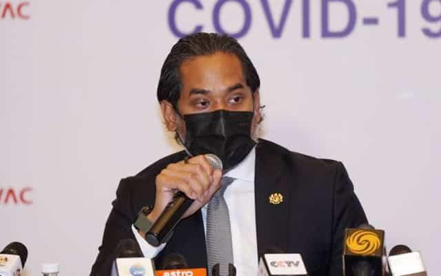 Lagi 200,000 dos vaksin sinovac dijangka tiba di Malaysia – Khairy