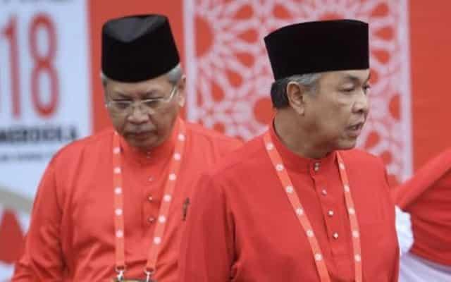 Panas !!! Menteri Umno tikam belakang Zahid, luah rasa kesal dalam pertemuan dengan PM