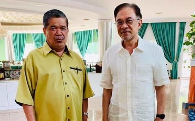 Mohamad Sabu 'naik angin' cara kerajaan PN layan Anwar Ibrahim