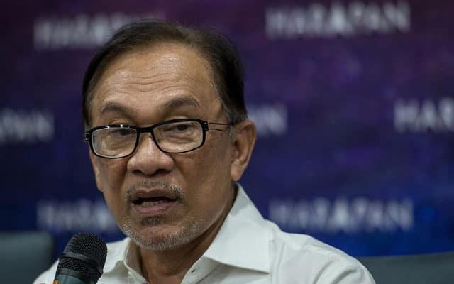 Anwar masih dakwa ada cukup sokongan untuk bentuk kerajaan