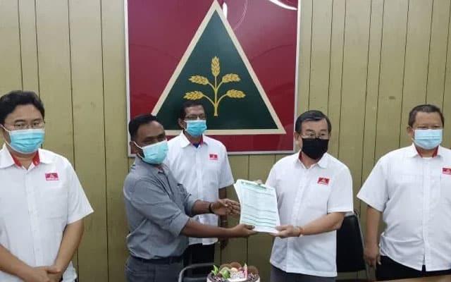 Gerakan terima kemasukan 300 ahli PKR Perak