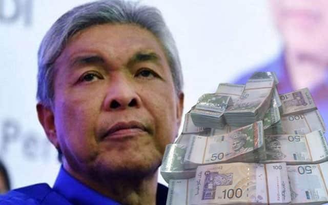Kantoi !!! Saksi jelaskan secara terperinci bagaimana wang Zahid bernilai RM7.5 juta 'dicuci'