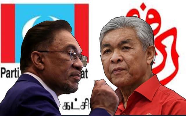 Viral audio sulit perbualan Zahid dan Anwar, Zahid akan buat laporan polis