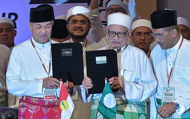 Selepas PAS ugut tetap bersama PN, MT Umno keluh MN dibina dengan air mata