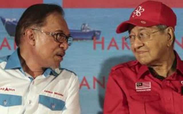 Anwar dedah punca 'kekalutan' waktu PH jadi kerajaan, Dr M tak bincang lantikan penting