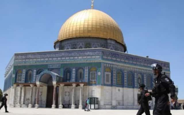Polis Israel rosakkan pembesar suara masjid Al-Aqsa bagi halang laungan Azan