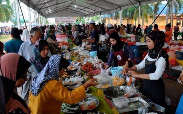 Bazar Ramadan di Kuala Terengganu di arahkan tutup selepas gagal patuh SOP