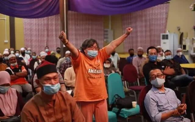 Sambutan luar biasa program ceramah PH di Kelantan