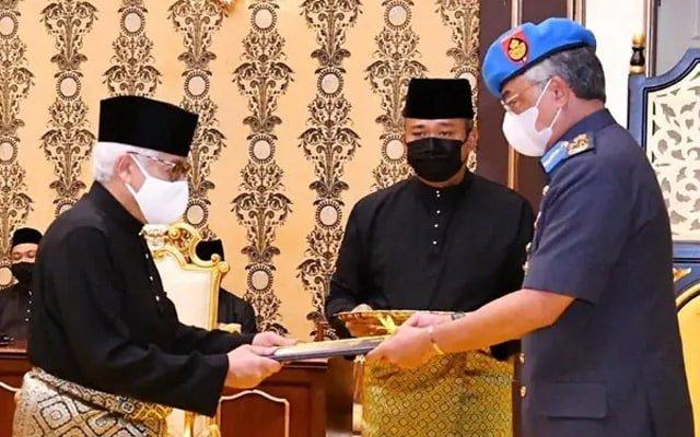Terkini !!! Tan Sri Ahmad Fuzi TYT Pulau Pinang yang baharu