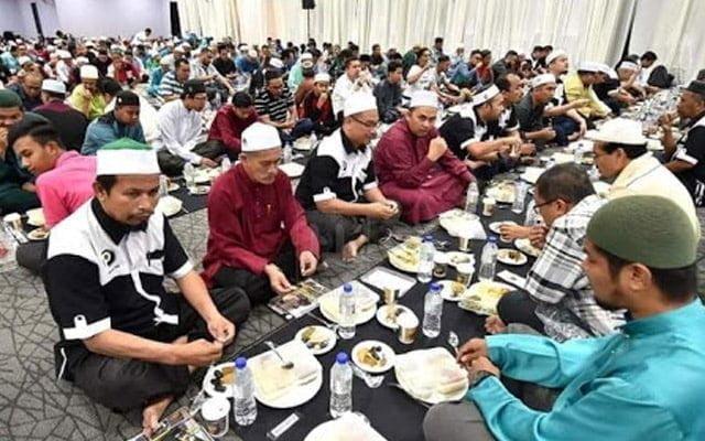 Jamuan berbuka puasa di Masjid dan surau Terengganu tidak dibenarkan sepanjang Ramadan
