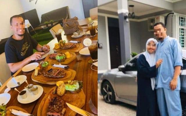 Rupanya abang burger kena kompaun RM50K orang kaya, ini cerita sebenar dari jiran