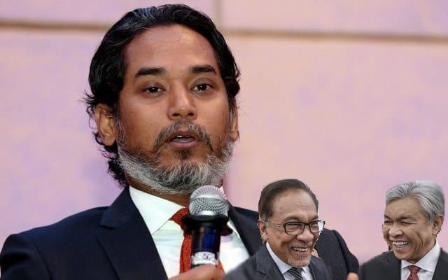 Khairy terus desak adakan pemilihan Umno sekarang