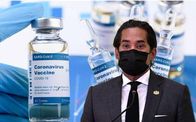 Terkini !!! Kerajaan tak tolak kemungkinan perlu dos ke-3 vaksin Covid-19 – Menteri