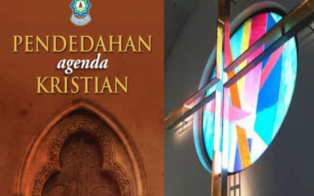 Kecoh buku 'Pendedahan Agama Kristian'