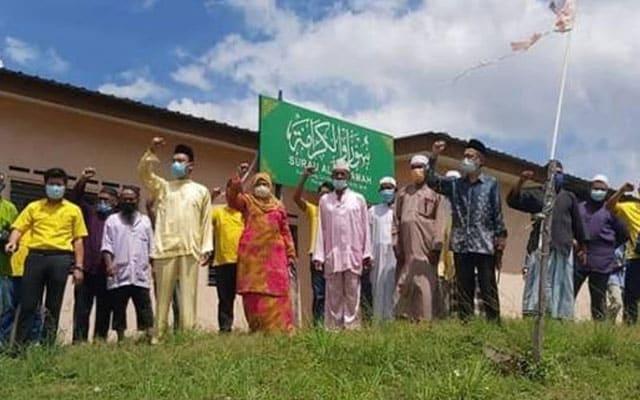 Penduduk minta campurtangan MB, surau berusia 30 tahun hendak diroboh di Perak