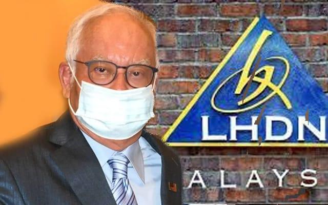 SAH !!! Najib bankrap…